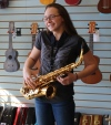 Alto Sax finds new happy home.