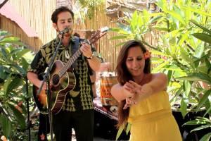 Danny-and-Nani-yellow-dress